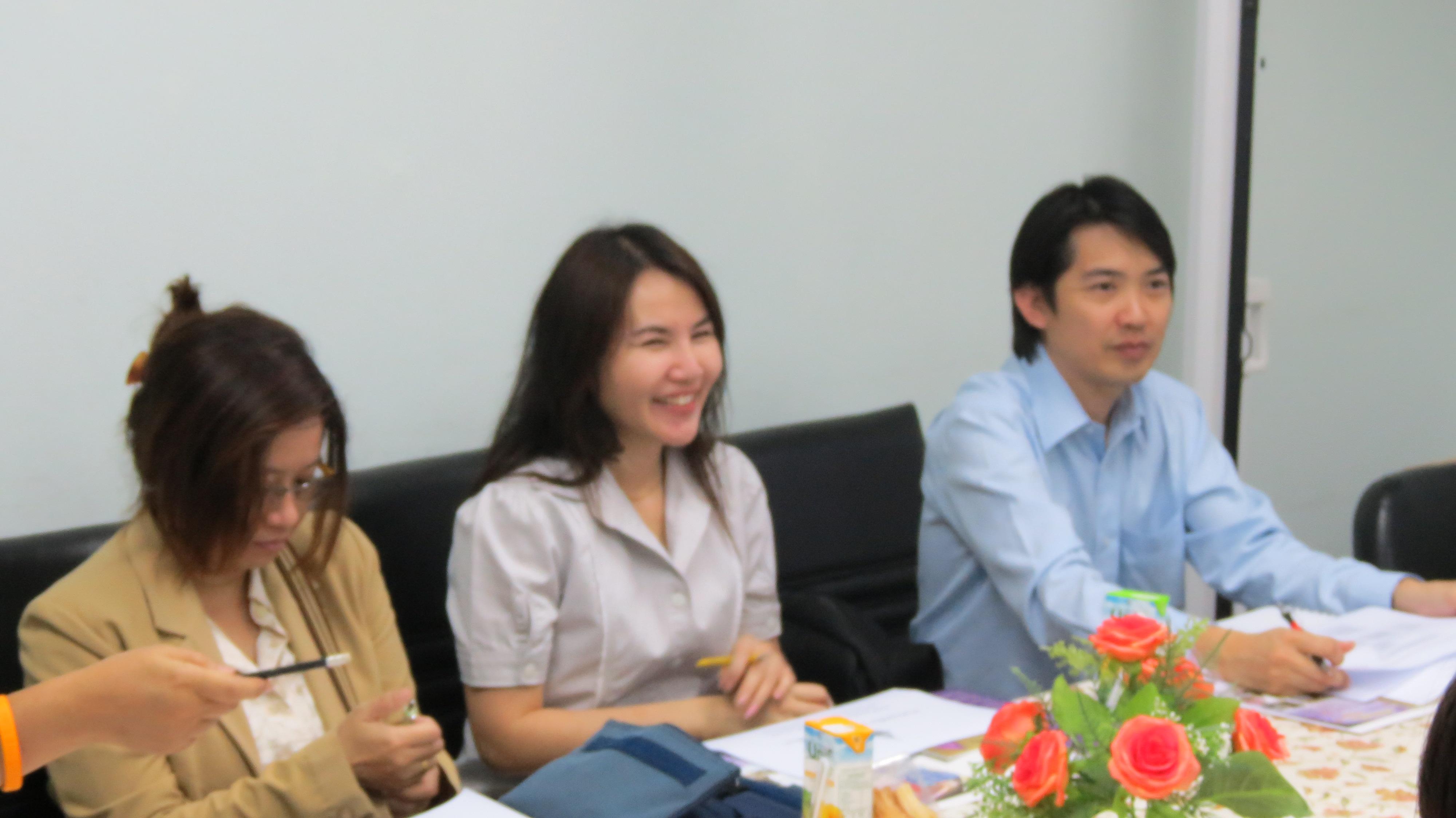 โครงการสัมมนาและศึกษาดูงานด้านการบริหารงานวิทยบริการ